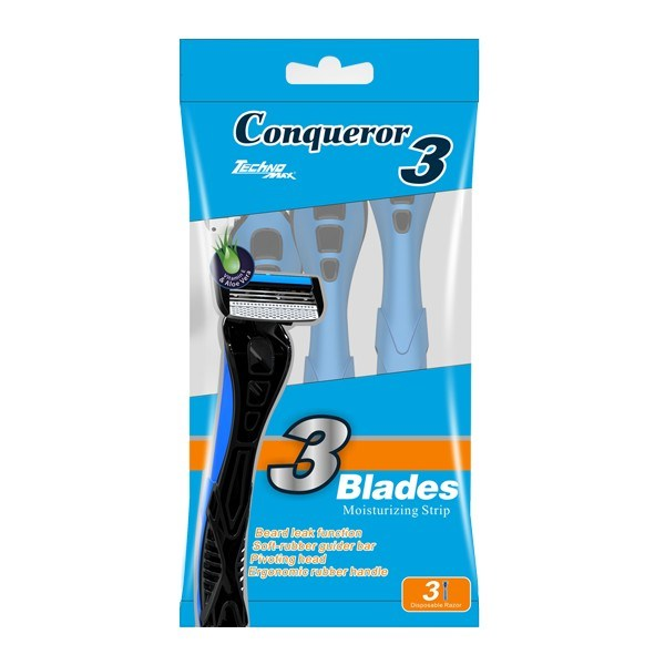 High Quality Disposable Shaving Razor Compete with Dorco