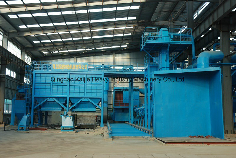 V Method Casting Equipments/ Vacuum Molding Production Line
