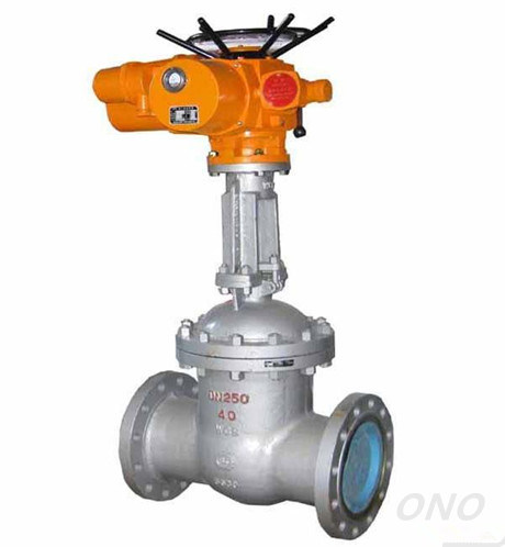 Wcb Electric Actuated Gate Valve