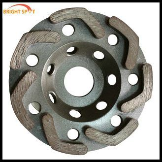 Diamond Cup Wheel for Stone Polishing