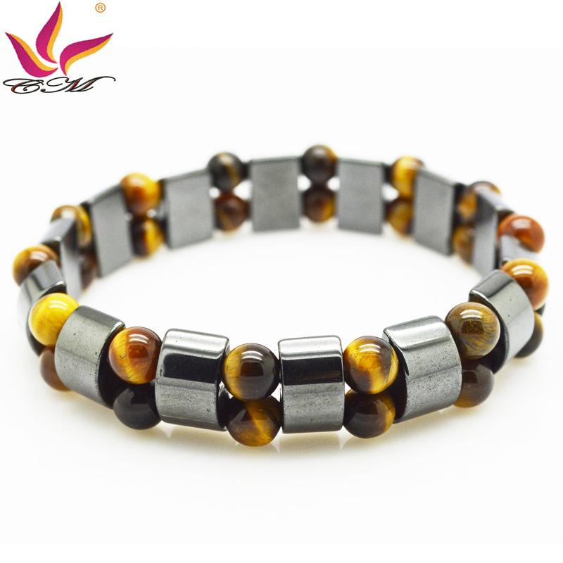 Fashion Charming Magnetic Hematite Bracelet