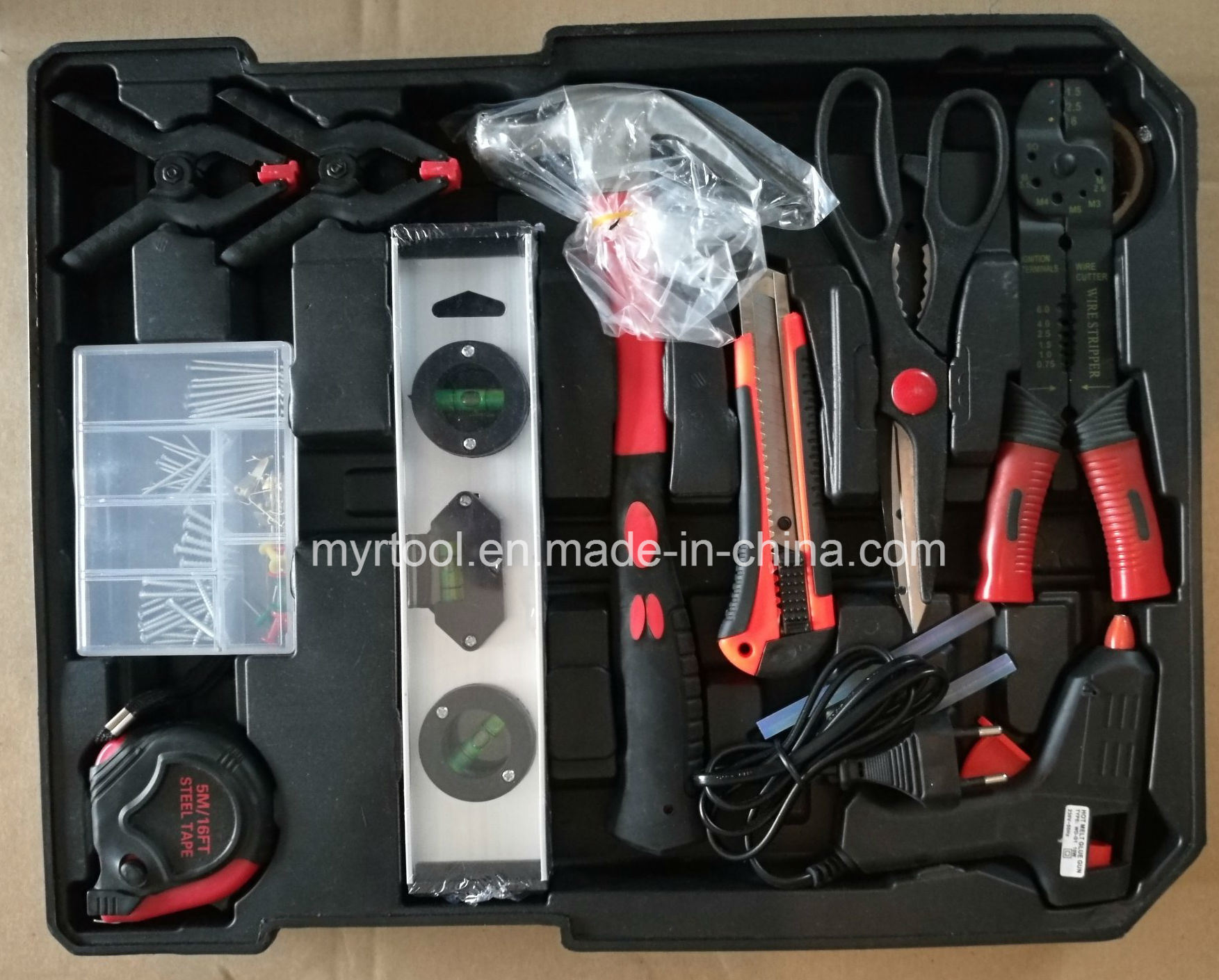 799PCS Best Sellings and Much Spares Household Tool Set (FY799A)