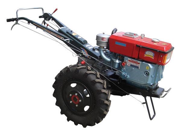 Tractor Tiller Product : China power tiller walking tractor mx