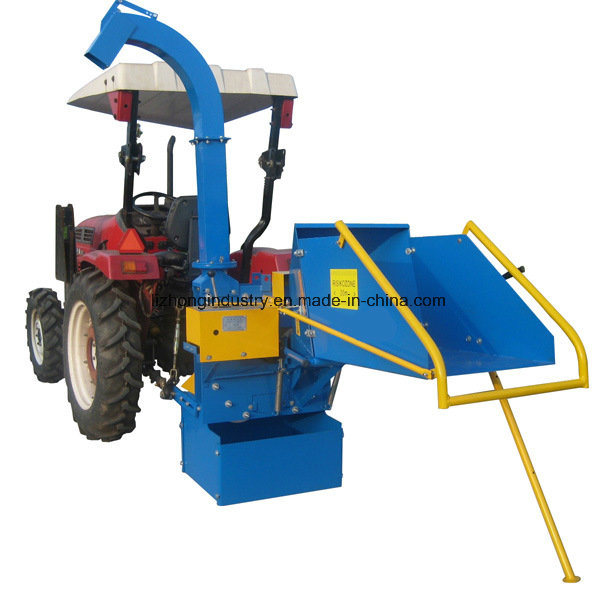 China Wholsale 8 Inch Wood Chipper, Pto Wood Chipper, Wc8 Wood Chipper (WC-8)