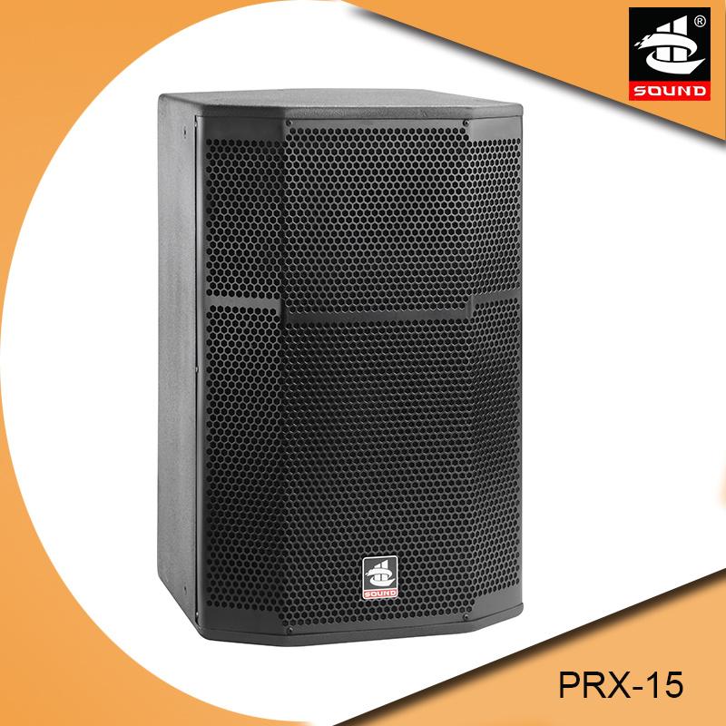 15 Inch PRO PA System Wooden DJ Passive Speaker