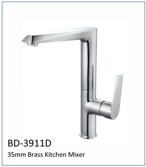 Bd3911c High Quality 35mm Brass Bath Faucet