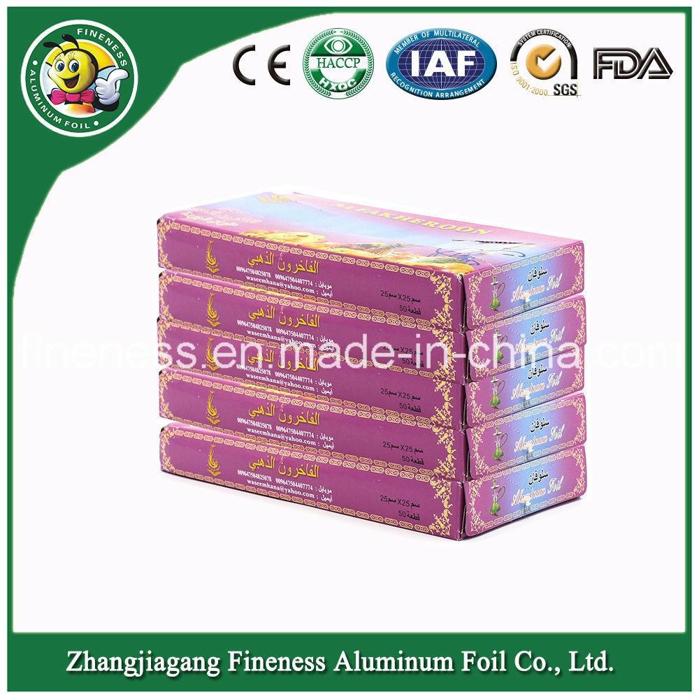 Pop-up Aluminum Foil Sheets (alloy8011-O, Temper soft )