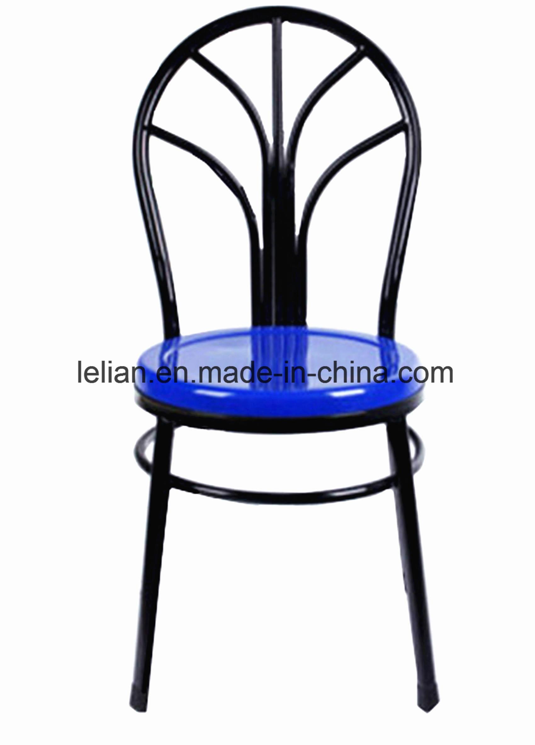 Heavy Duty Restaurant Fiber Glass Dining Chair, Dining Stool (LL-0025)