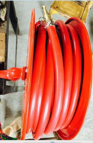 Fire Hose Reel Hot in Bangladesh