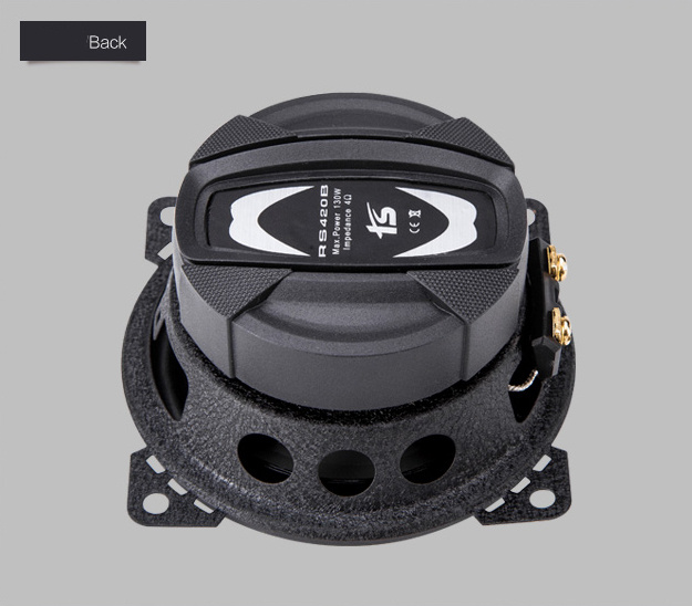 530b Professional Supplier Auto Horn 5 Inch Car Coaxial Speaker
