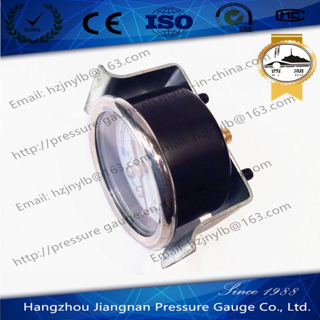 50mm 2′′ U Clamp Type Vacuum Pressure Gauge-General Pressure Gauge