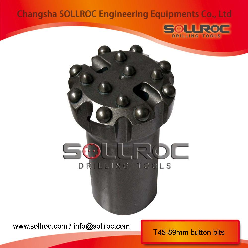 R32 41mm, R32 45mm, R32 51mm Button Bit