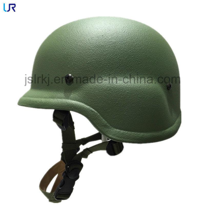 Nij Iiia Pasgt Military Combat Ballistic Bulletproof Helmet