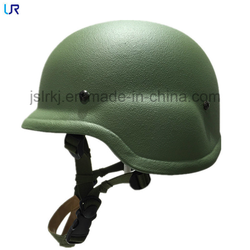 Nij Iiia Pasgtt/M88 Kevlar/PE Military Combat Ballistic Bulletproof Helmet