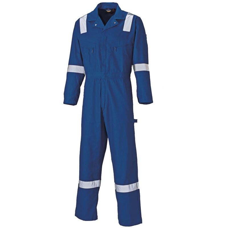 High Visibility Coverall Workwear Airport Workwear with Reflective Tape