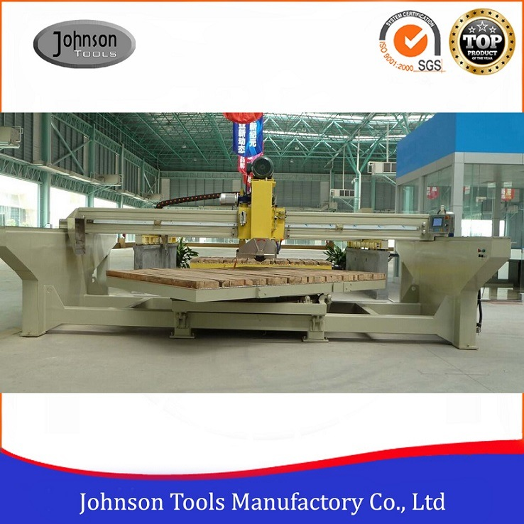 Jst-400 Automatic Stone Cutting Machine for Stone