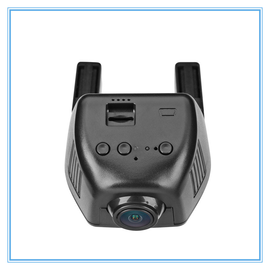 FHD Mini WiFi Dashcam with Car DVR