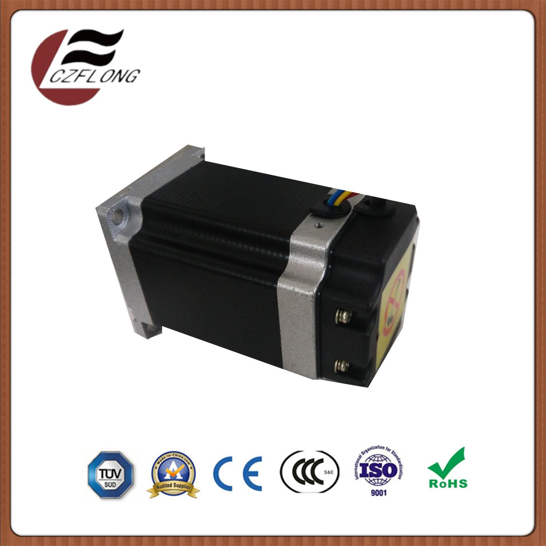 Highly Integrated 57*57mm NEMA23 1.8-Deg Stepper Motor for Automation Equipment