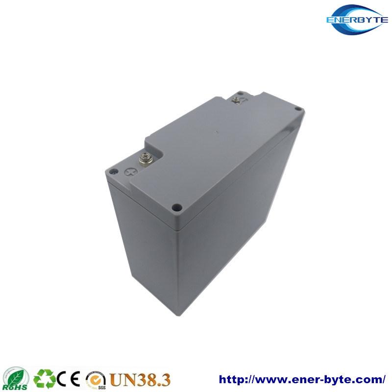 Factory Designed 12V 20ah LiFePO4 Battery Pack