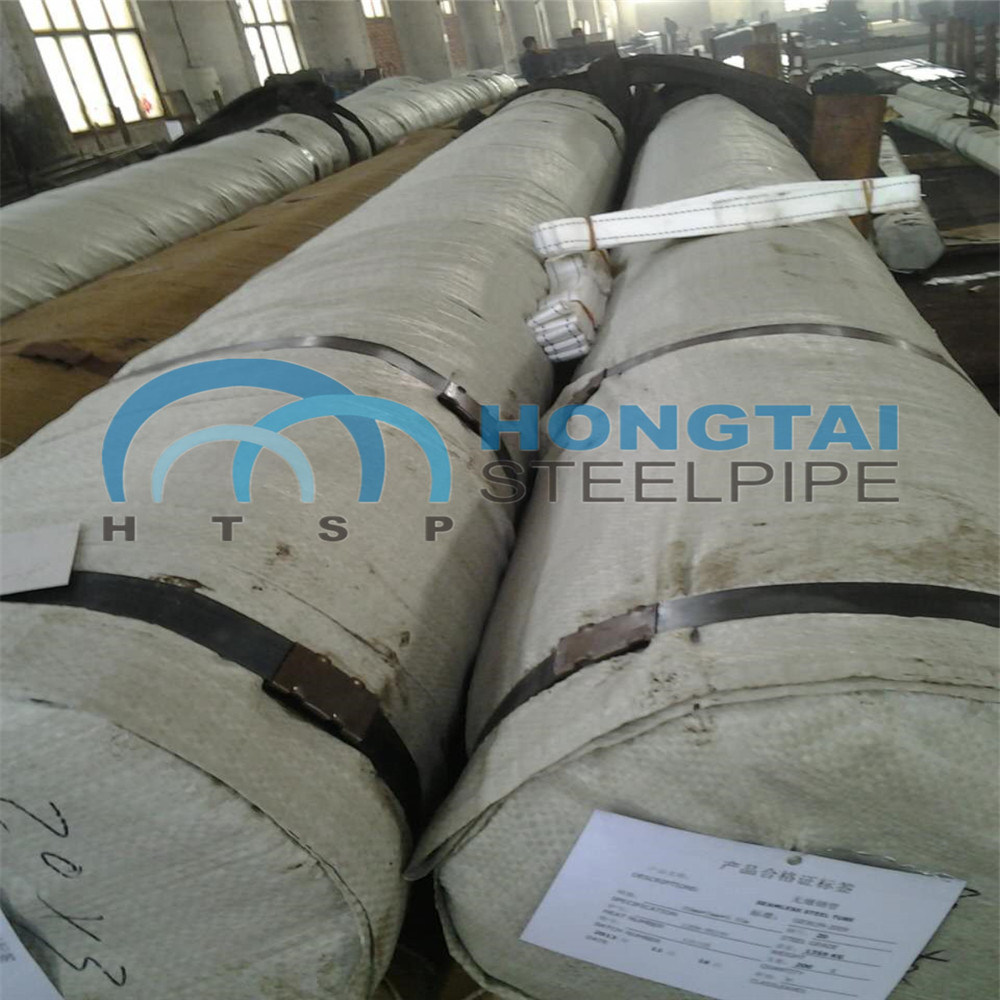 En10305 Cold Drawn /Rolling Seamless Steel Pipe for Hydraulic Tube