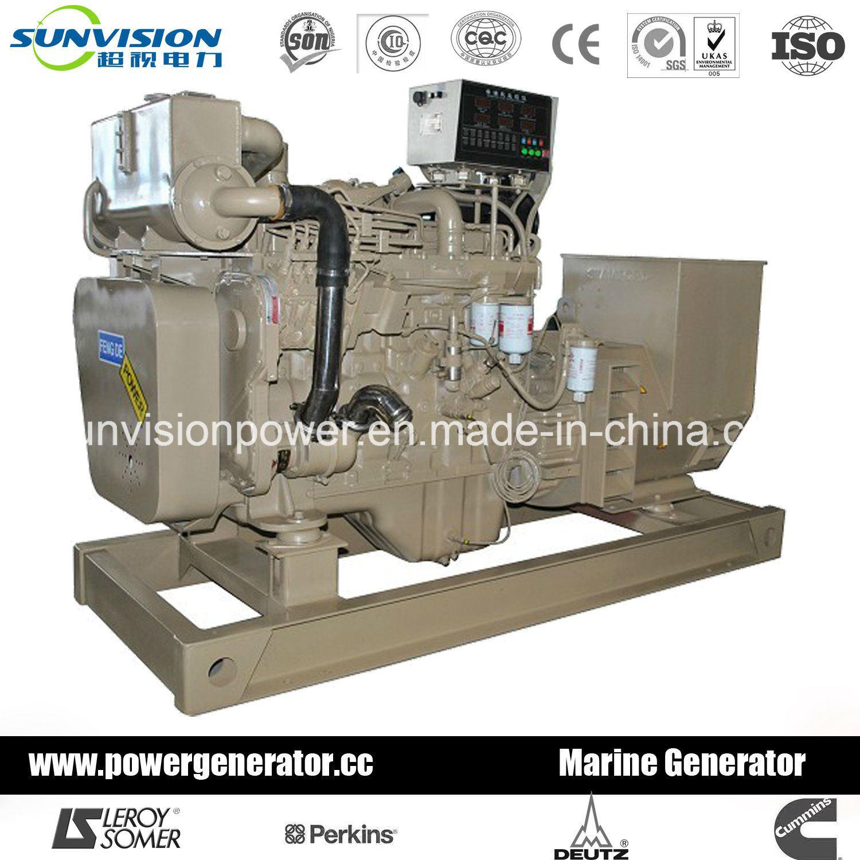 Prime 350kVA Diesel Generator Set, Cummins Marine Engine with Nta855-Dm