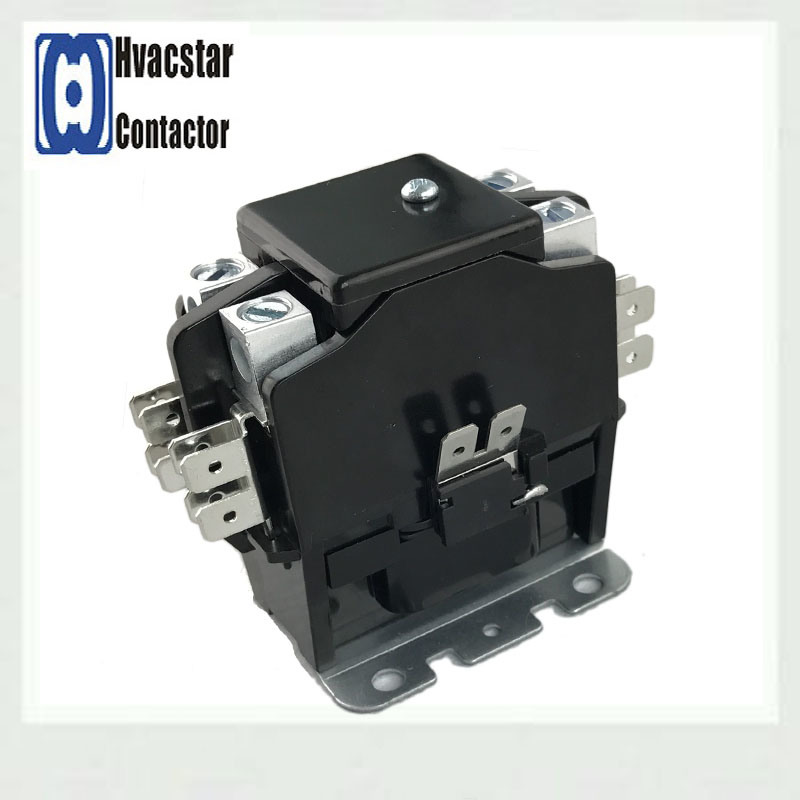UL/Ce/CSA Definite Purpose Home AC Contactor 2 Pole for Lighting/Air Condition