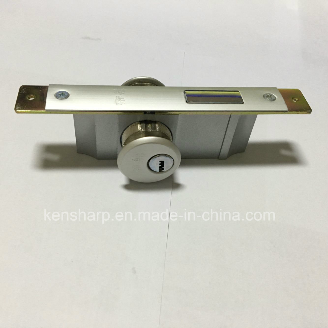 81054-B1 Shop Commercial Glass Door Locks and 60mm Computer Keys Lock