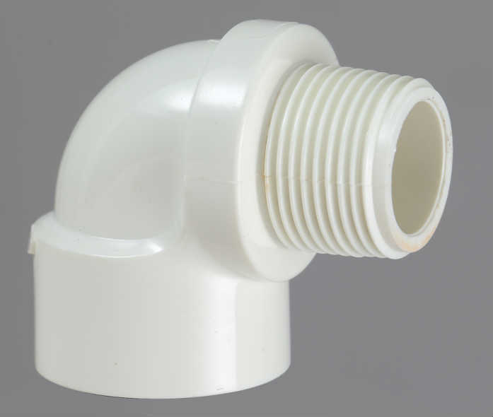 PVC-U Thread Fittings for Water Supply (BS THREAD)