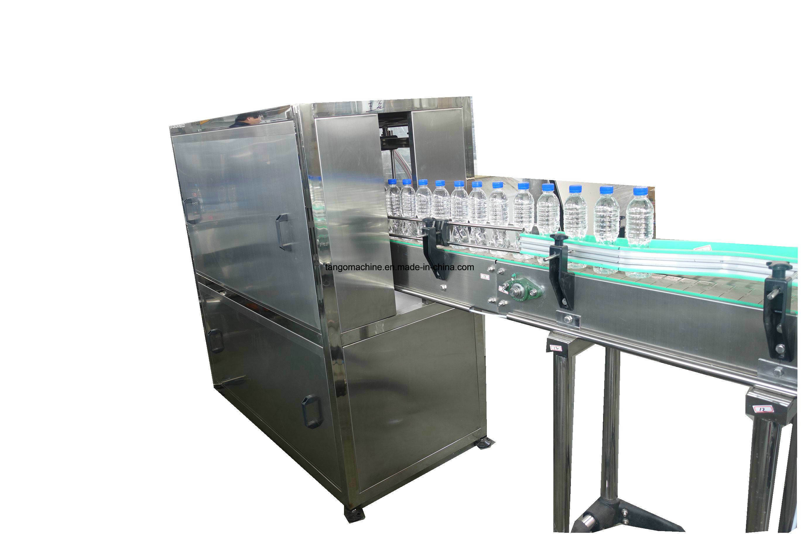 Turnkey Project Fruit Juice Beverage Mono-Bloc 3in1 Bottling Filling Equipment Line