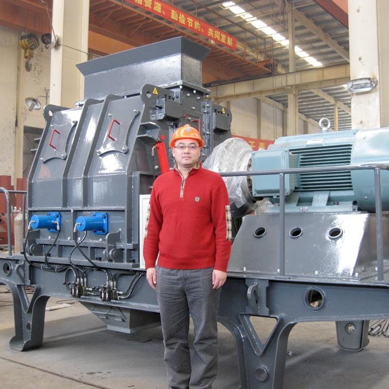 Reversible Hammer Mill, Impact Mill Reversibel Hammer Crusher