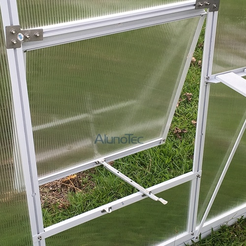 Polycarbonate Greenhouse Kits System