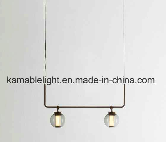 Wonderful Decorative Vintage Hanging Pendant Lamp Light for Returant (KAMD8112-3)