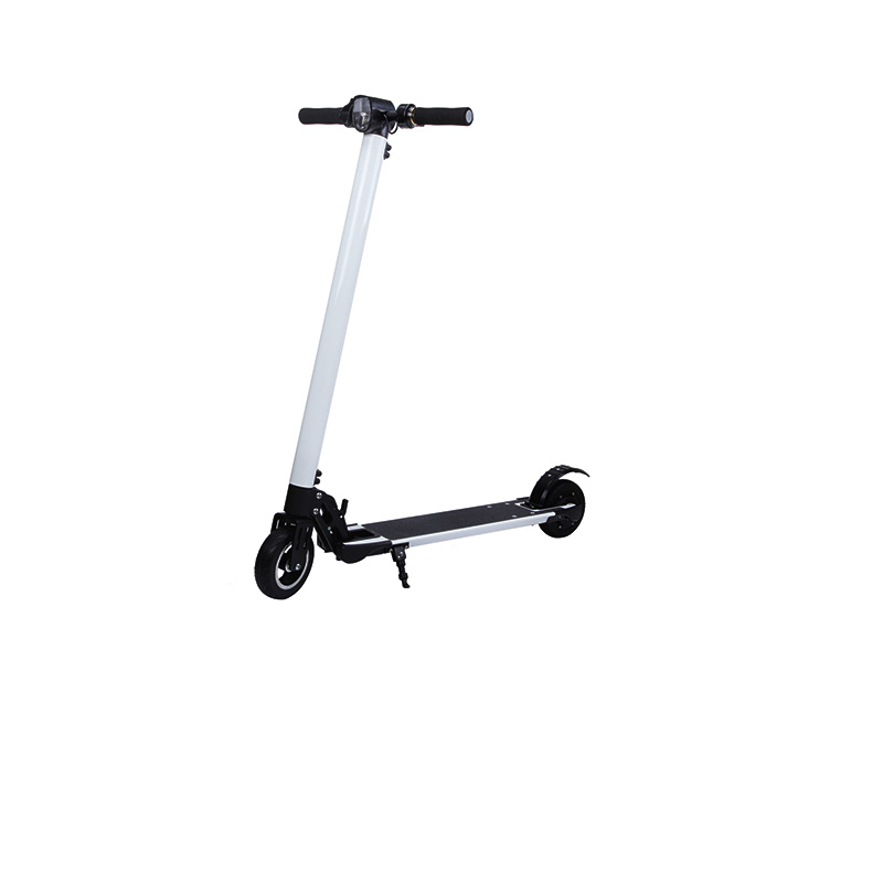 Hot Sells 2 Wheel Adjustable Fold Handlebar Balancing Scooter 6inch