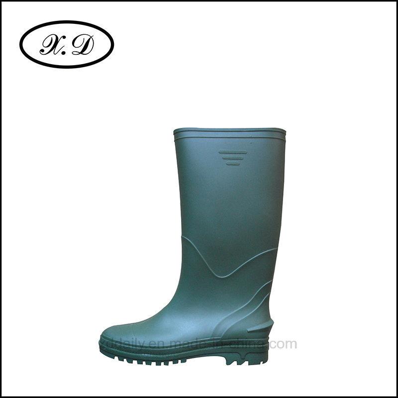 Work Rain Safety Farmer Boot for Man
