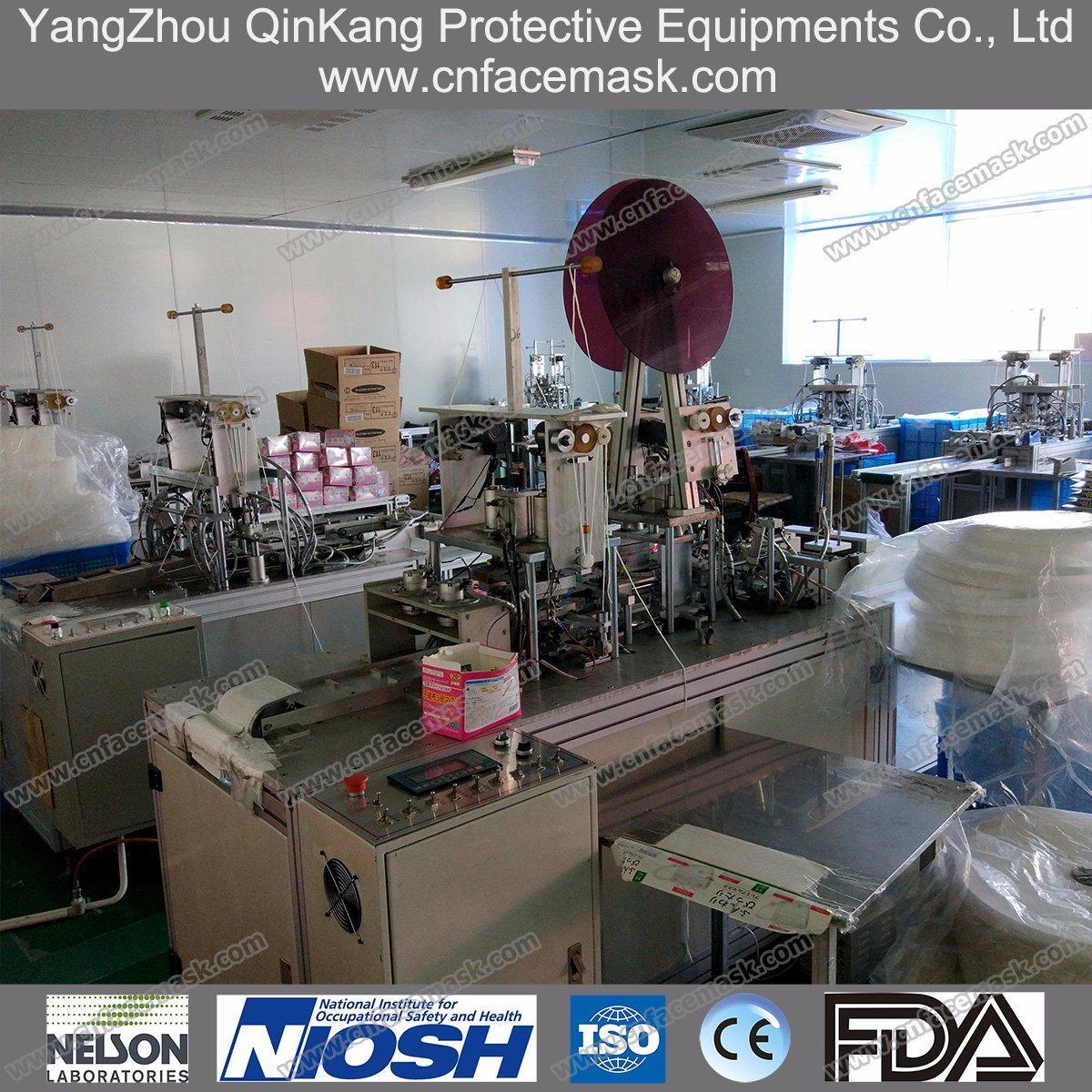 Disposable Non-Woven Active Carbon Surgical Masks