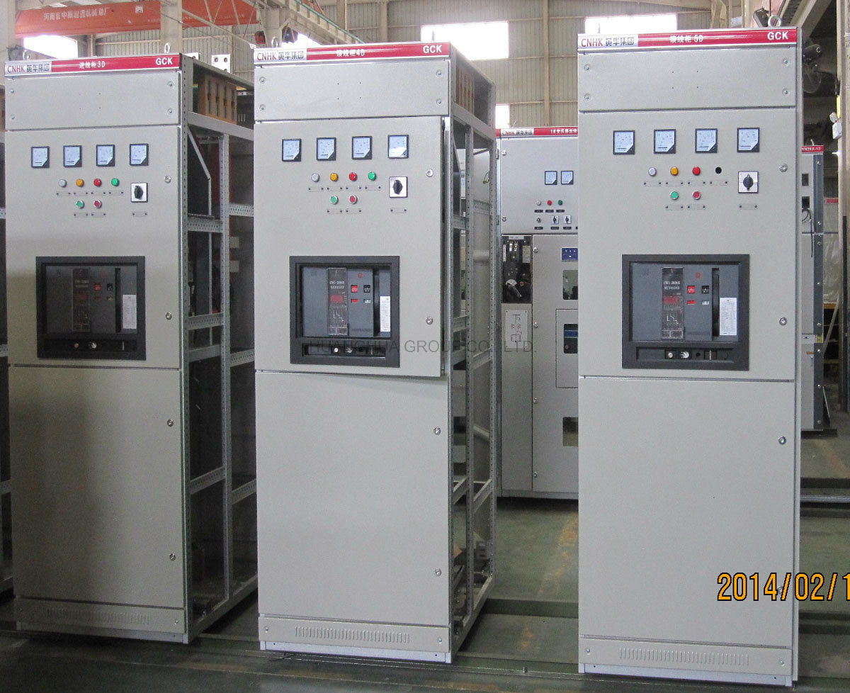 Gck LV Draw out Power Distribution Switchgear