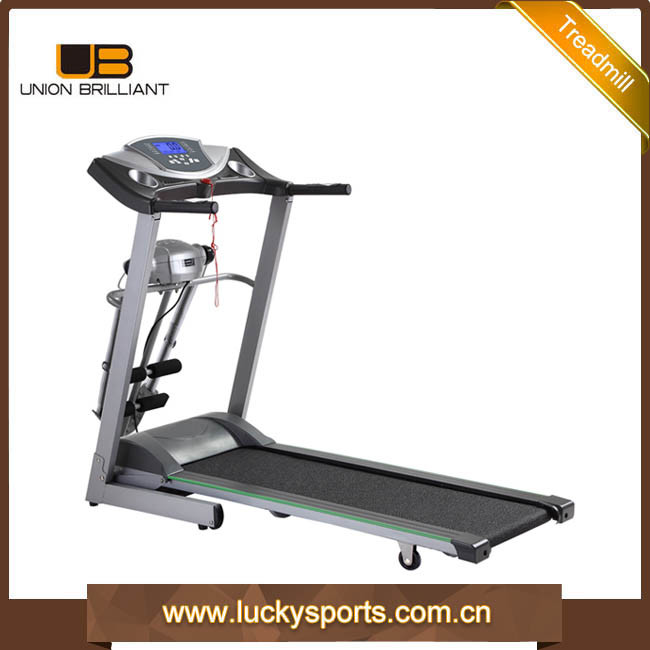 DC Motor Folding Manual Motorized Fitness Electric Exercise Equipment