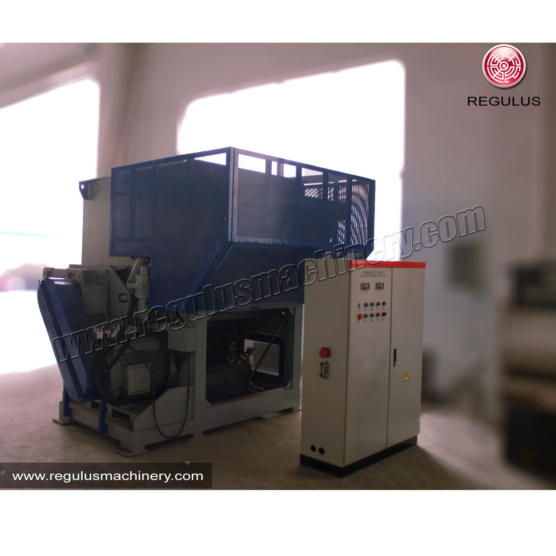 Industrial Plastic Film Shredding Machine/Granulator