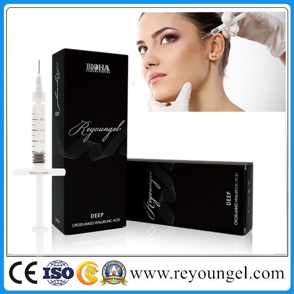 Hyaluronate Acid Dermal Filler Injection Facial Filler