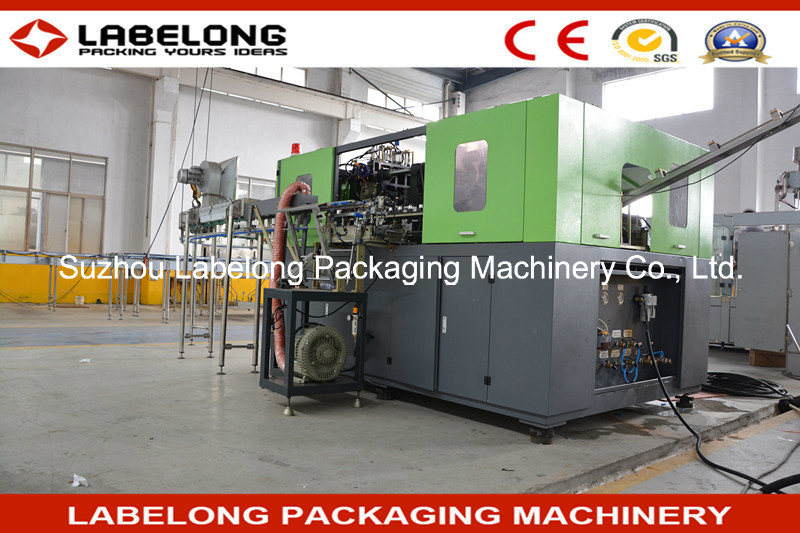 Automatic Pet Stretch Blow Molding Machine