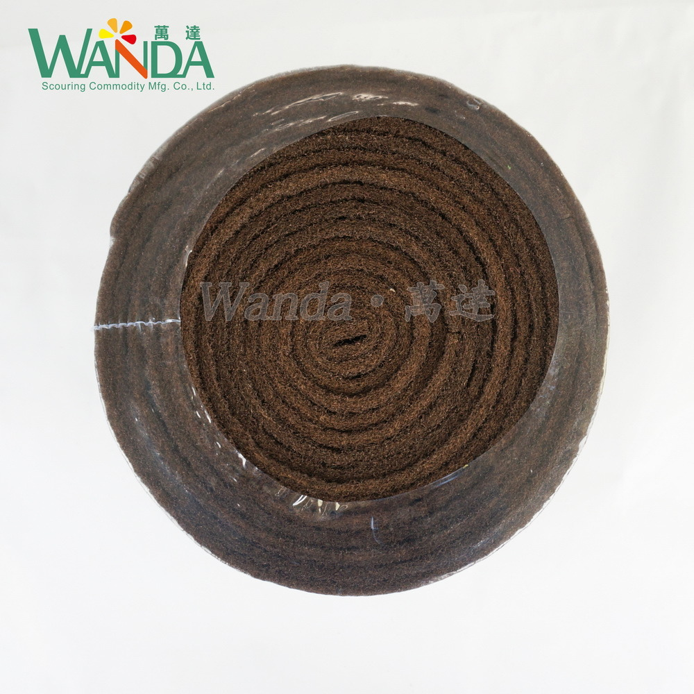 Low Price Industrial Abrasive Cleaning Pad Scourer Rolling Pad