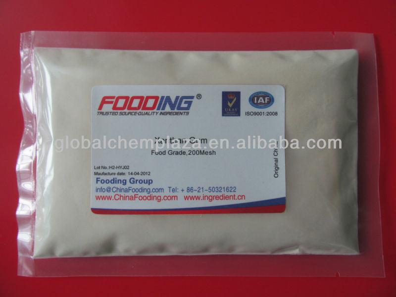 Xanthan Gum Transparent Grade 200 Mesh Wholesaler