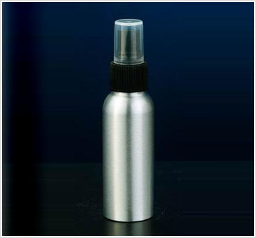 250ml Aluminum Bottle with Mist Sprayer (AB-015)