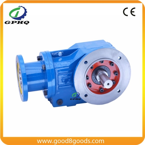 Foot Mounted Helical Bevel Speed Reducer