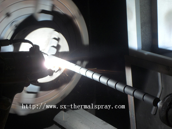 Professional Flame Spray Equipment From China