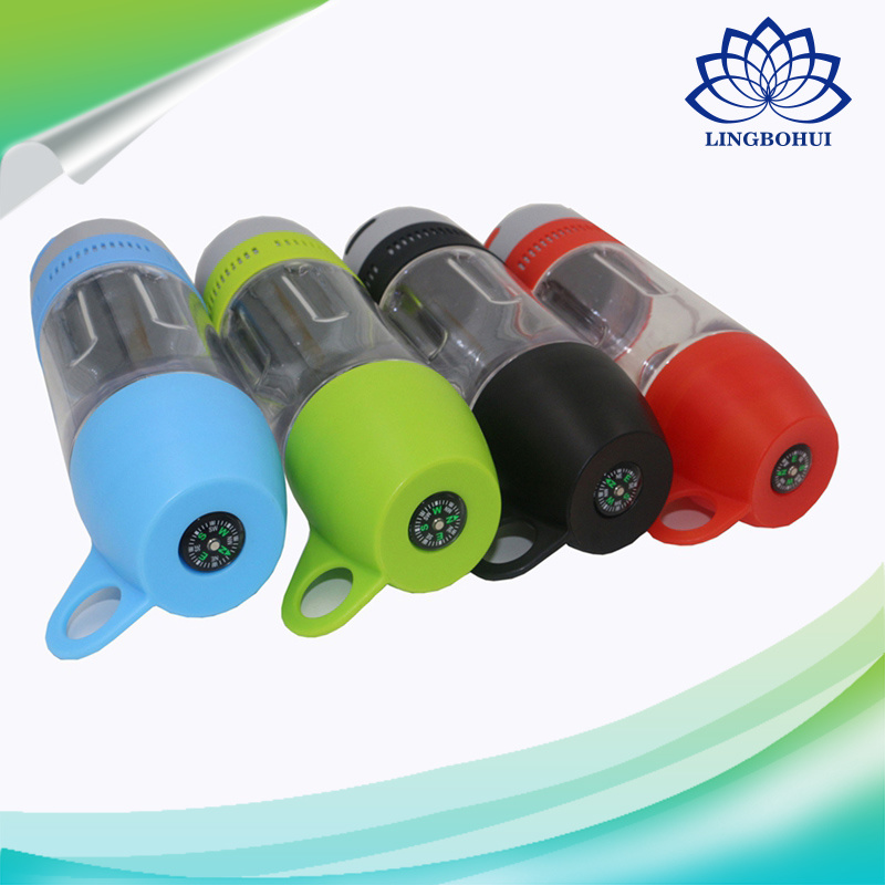 Super Deep Bass Sound Bottle Outdoor Portable Speaker