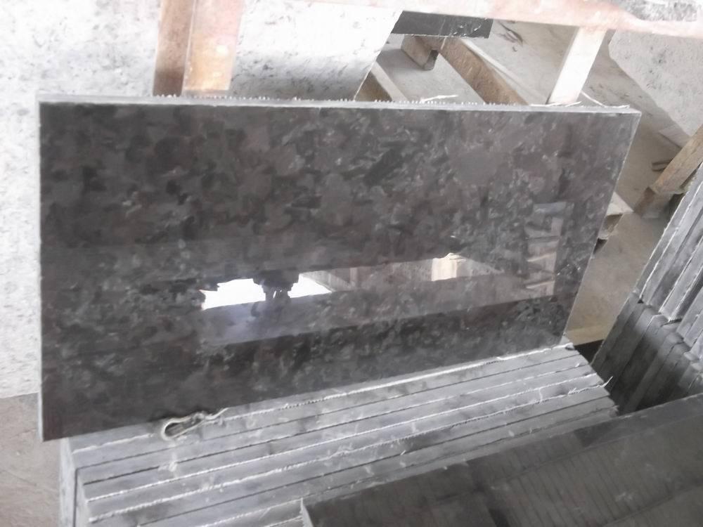 Granite Tile/Slab Angola Brown, Brown Marble