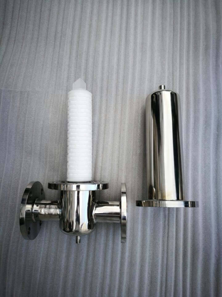Convenient Air Filter with Steam System