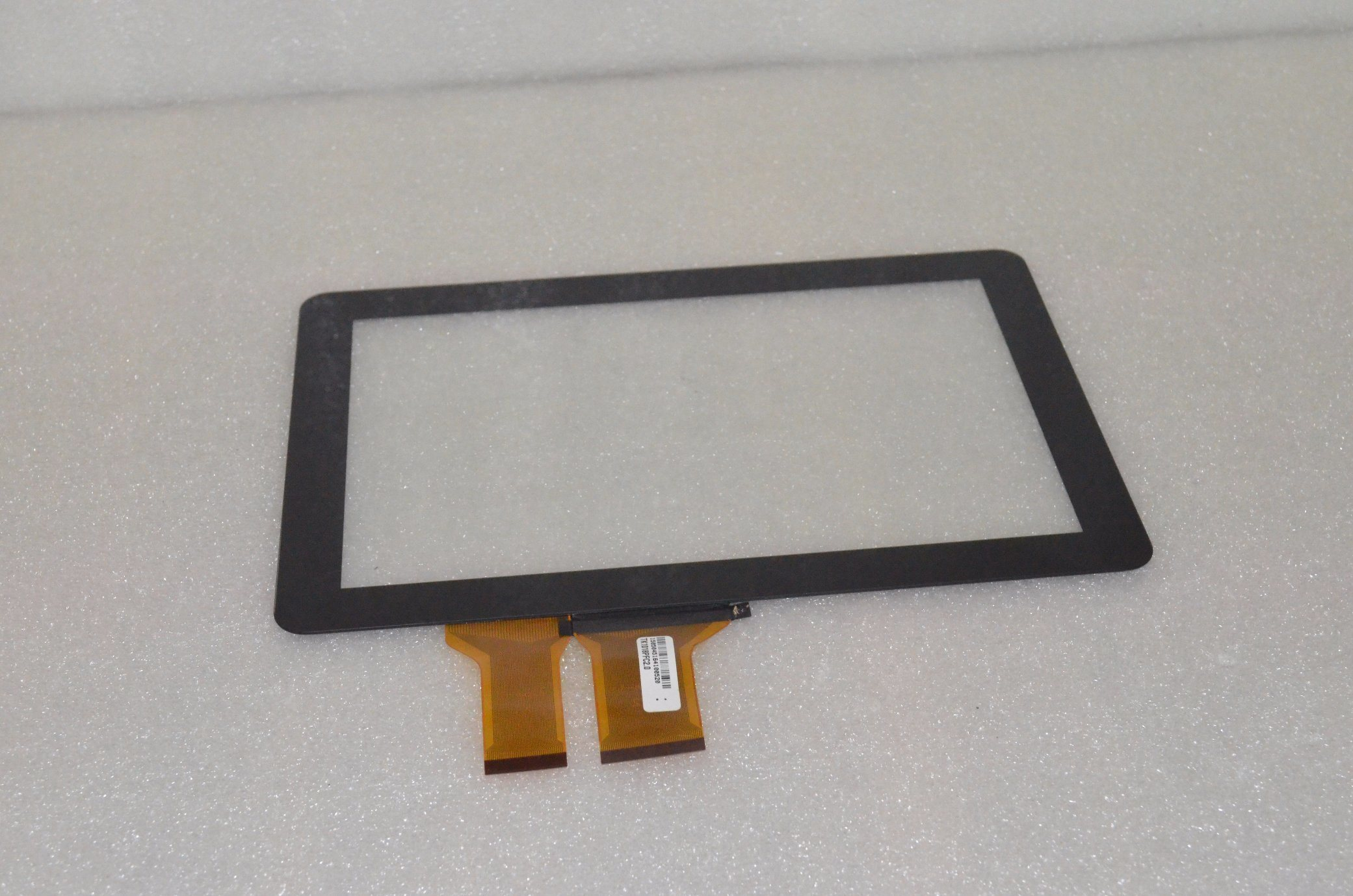 17 Inch Waterproof Customized Capacitive LCD Touch Screen Panel