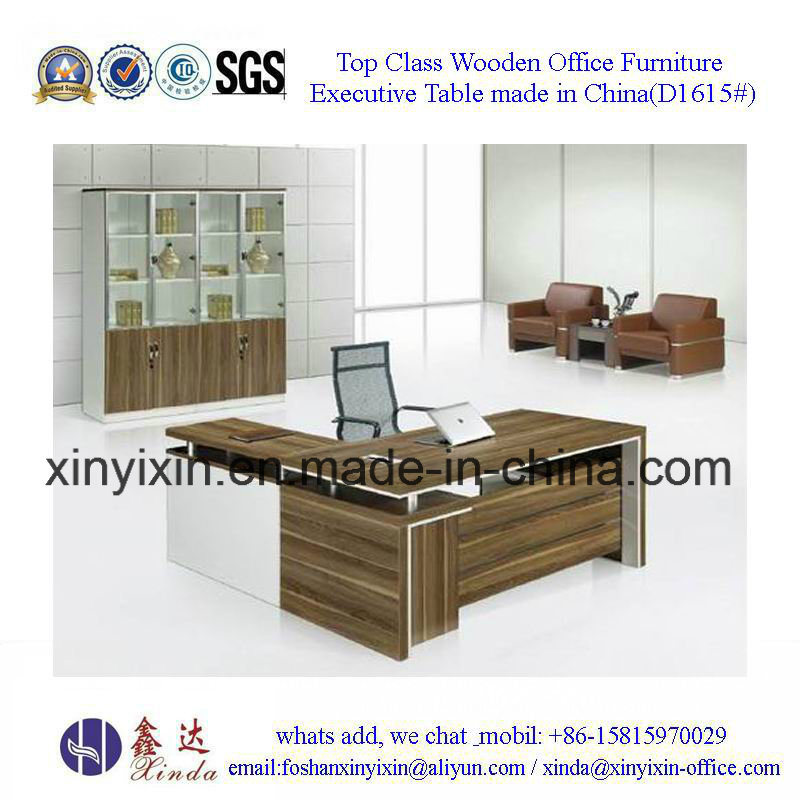 China Low Price Office Desk in Office Furniture (D1610#)